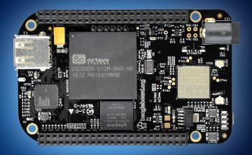 Microordenador open hardware para la IoT