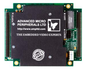 SBC con formato PCI/104-Express