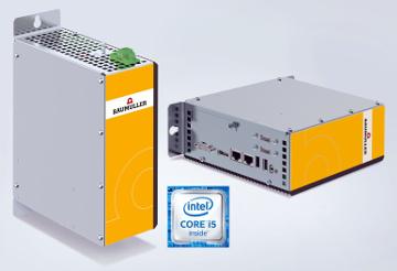 Box PC para tareas industriales