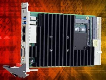 Ordenador en placa CompactPCI