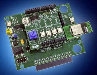 Kits de expansión ZigBee para IoT