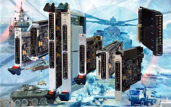 Módulo XMC para aplicaciones de defensa