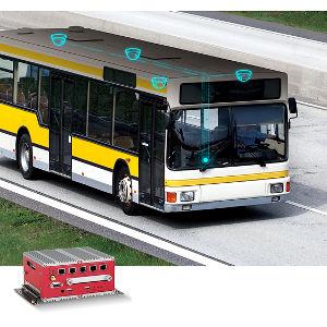 Monitorización para vehículos y trenes