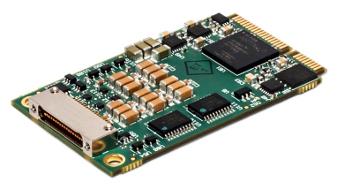 Tarjetas rugerizadas Mini PCI Express