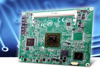 Módulo CPU ETX3.02 con SoC AMD G-series