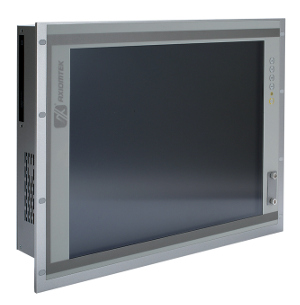 "Panel PC táctil de 19"" para entornos industriales"