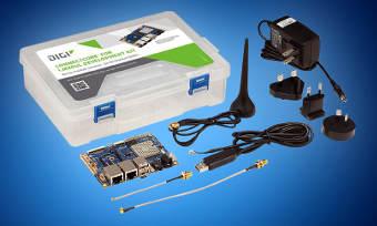 Kit de desarrollo IoT monoplaca