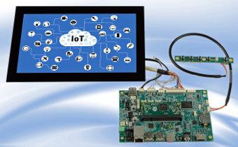 Controlador TFT basado en Raspberry Pi