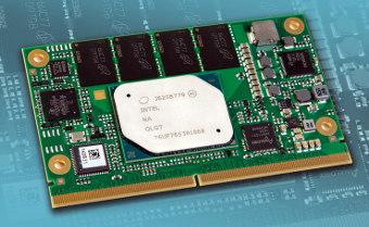 Ordenadores modulares SMARC 2.0