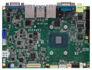 Tarjeta CPU para IoT y M2M