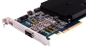 Procesador de flujo 40GE PCIe Gen 3