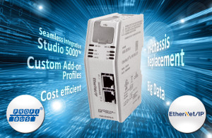 Dispositivo de enlace EtherNet/IP a PROFIBUS