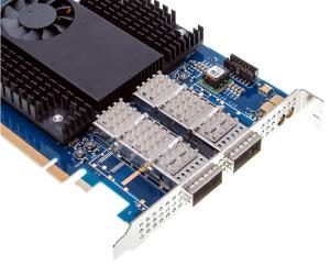 Tarjeta de interfaz de red FPGA