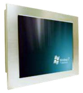 Panel PC para aplicaciones a plena luz del sol con
