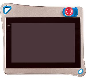 "Panel PC con diseño ergonómico de 10.1"""