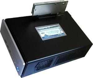 Plataforma de monitorización de tráfico PCIe