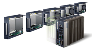 Box PC industrial compacto