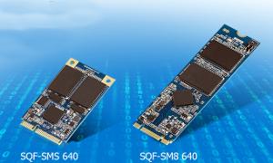 SSD industriales de hasta 1 TB