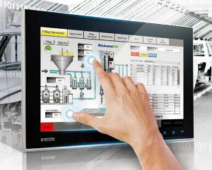 Clientes ligeros en formato panel para aplicaciones industriales