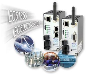 pasarelas Ethernet para protocolos IEC
