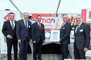 Premio CNA para el centro de datos ferroviario menRDC