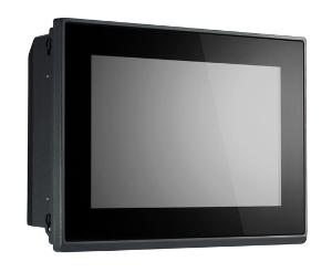 Ordenador en formato panel industrial