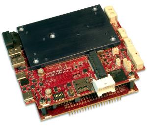 SBC para ordenador embebido