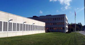 nueva oficina Advantech Nordics en Suecia