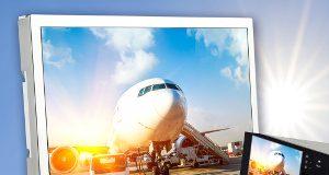 """Displays industriales TFT de 7"""" para uso exterior"""