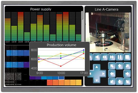 """Módulo TFT-LCD a color de 10.1"""""""
