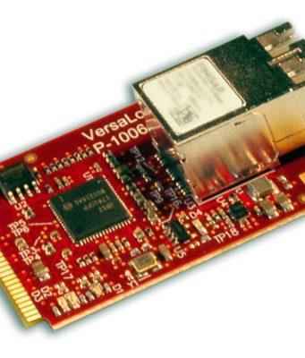 Módulo de expansión Mini PCIe Ethernet sobre fibra óptica