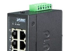 Switch Ethernet para IIoT y entornos adversos