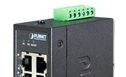 Switch Ethernet para IIoT y entornos adversos