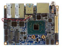Tarjetas CPU Pico-ITX para aplicaciones industriales