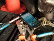 Smartphones industriales resistentes