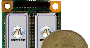 Tarjeta mini PCI Express para redes militares