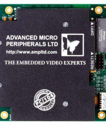 SBC con formato PCI-Express/104