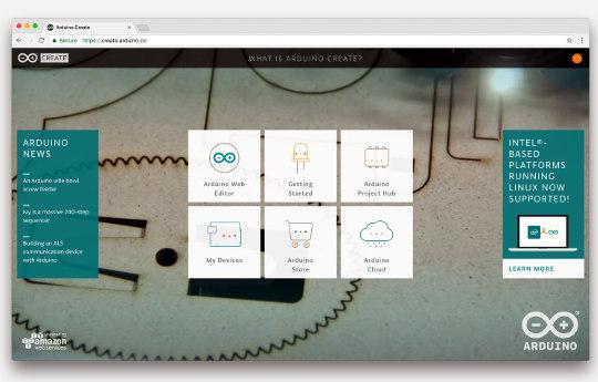 Plataforma web de aplicaciones IoT