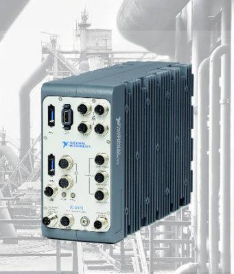 Controlador industrial IP67