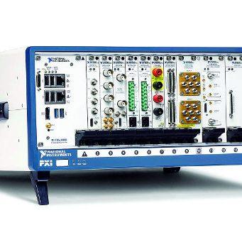 Chasis PXI con 58 W y refrigeración por slot