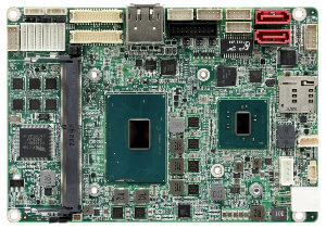 Tarjeta CPU compacta