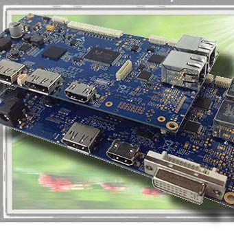 Tarjeta para control de LCDs Full-HD