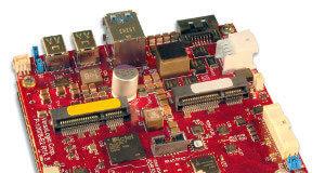 Tarjeta CPU basada en Skylake