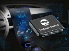 Controladores de pantalla táctil para automóviles