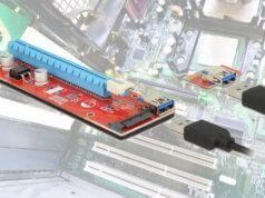 Tarjeta de expansión PCI Express x16