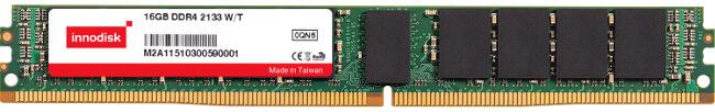 Módulos DRAM DDR4 de muy bajo perfil