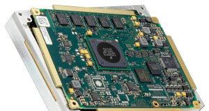 Módulo COM Express rugerizado con QorIQ P1022