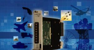 Placa 3U VPX para módulos FMC y FMC+