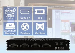 Box PC inteligente para aplicaciones gráficas intensivas