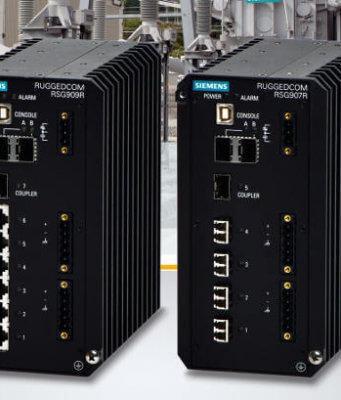 Switches compactos y rugerizados Ethernet Gigabit